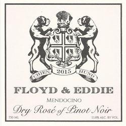 2019 Floyd & Eddie Dry Rose of Pinot Noir - Bottle