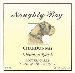 2019 Naughty Boy Chardonnay